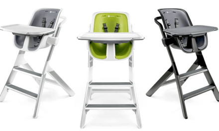 4moms High Chair Review – A Magnetic Revolution!
