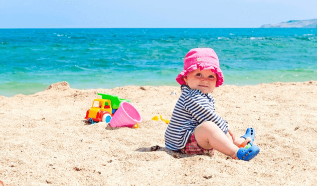 Protective Baby Swim Wear You Need For Those Long Summer Days