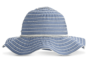 Best Sun Hats for Kids. Coolibar Girls' Ribbon Bucket Hat.