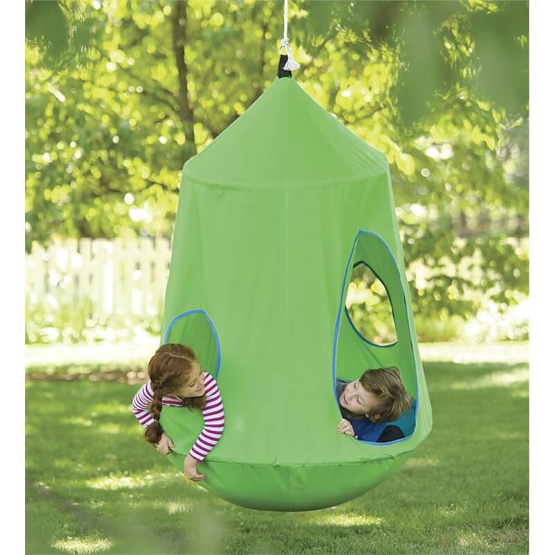 Cool Outdoor Swings and Hide-outs for Kids | Summer Activities and Boredom Busters for Kids