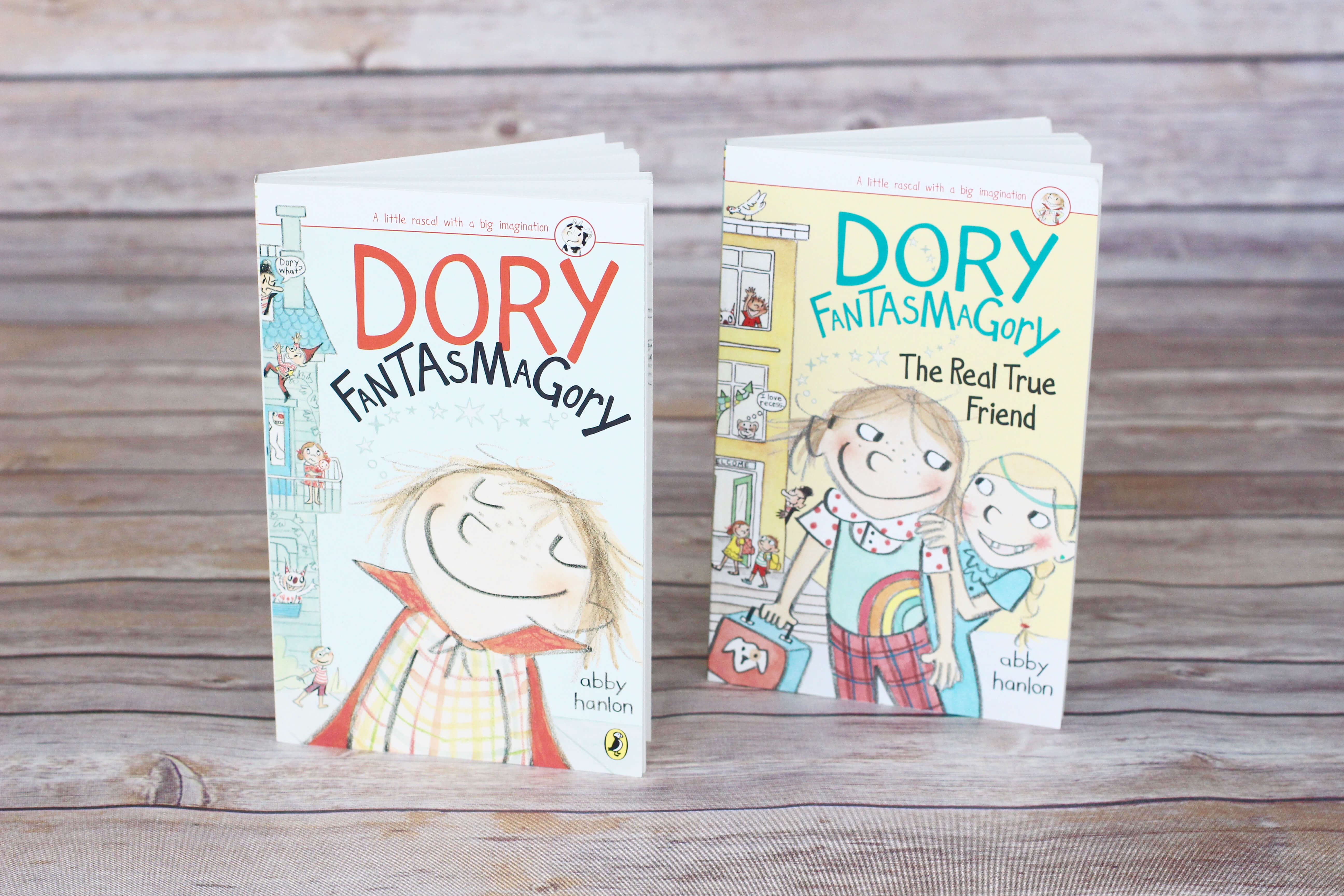 Dory Fantasmagory. First Chapter Book to Read Aloud to your preschooler or kindergartener