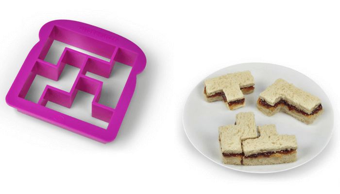 Products to Make Eating Fun for Kids. How to Get Picky Eaters to Try New Foods. Fred & Friends Bites & Pieces Sandwich Cutter.