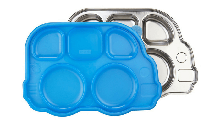 Products to Make Eating Fun for Kids. How to Get Picky Eaters to Try New Foods. Innobaby Din Din Smart Stainless Divided Platter