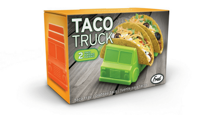 Products to Make Eating Fun for Kids. How to Get Picky Eaters to Try New Foods. Taco Truck Fred & Friends.