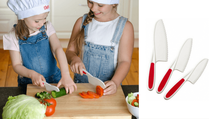 Products to Make Eating Fun for Kids. How to Get Picky Eaters to Try New Foods. StarPack Nylon Kitchen Knife Set.