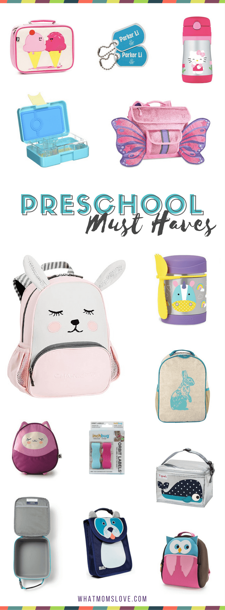 Everything Your Preschooler Needs For Back-to-School, In