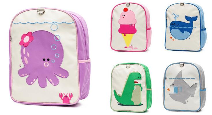 Beatrix NY Toddler Backpack - Best Preschool Toddler Backpacks for back to school