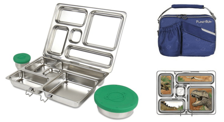 Best Bento Lunch Boxes for Kids Planetbox Rover Review