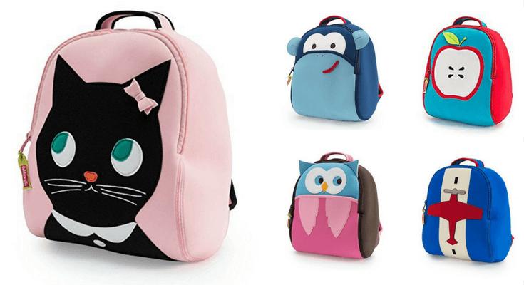 Dabbawalla Backpack - Best Preschool Toddler Backpacks for back to school