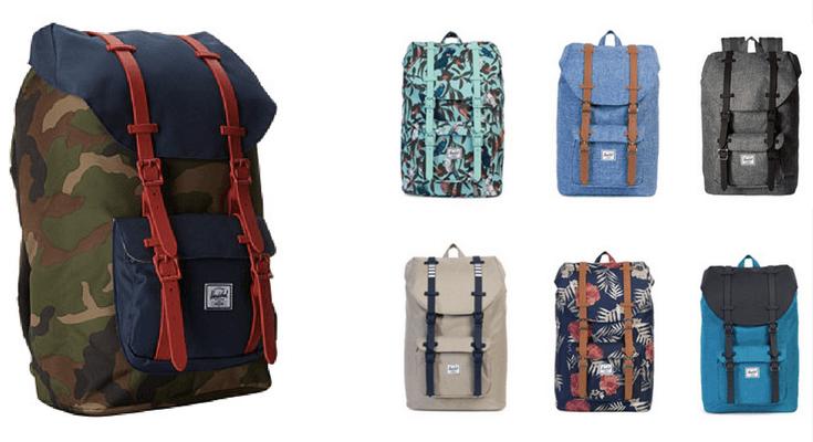 Herschel Little America Backpack Mid Volume - Best Backpacks for Teens and Tweens for Back to School