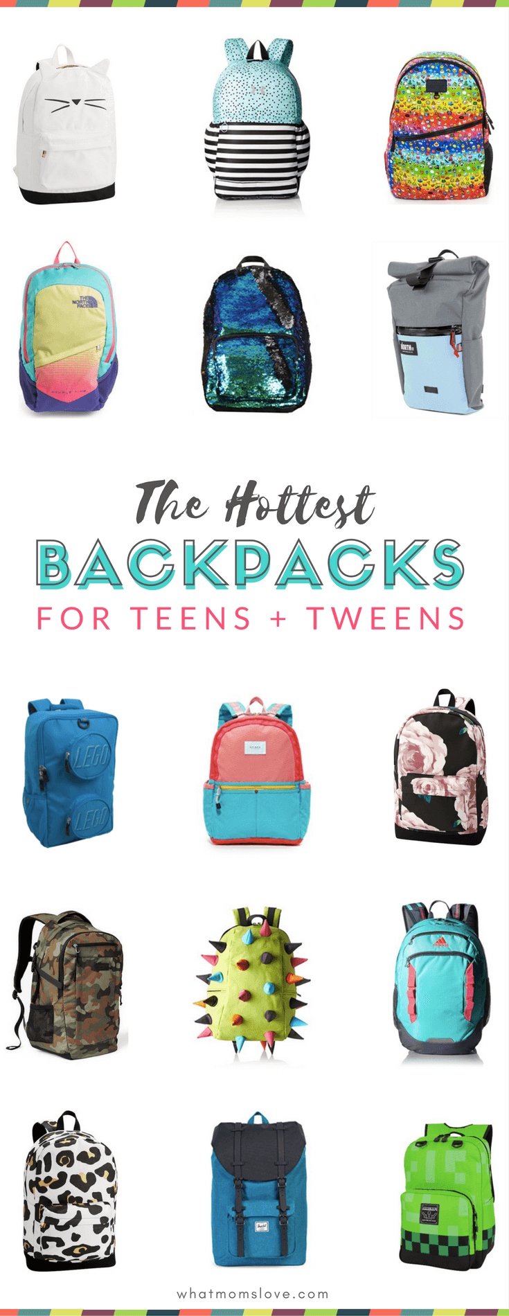 Cool Backpacks for Teens and Tweens for school   Whether you re looking for  something 74fb0fc734