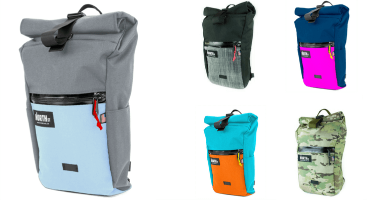 North St Bags Davis Daypack - Best Backpacks for Teens and Tweens for Back to School
