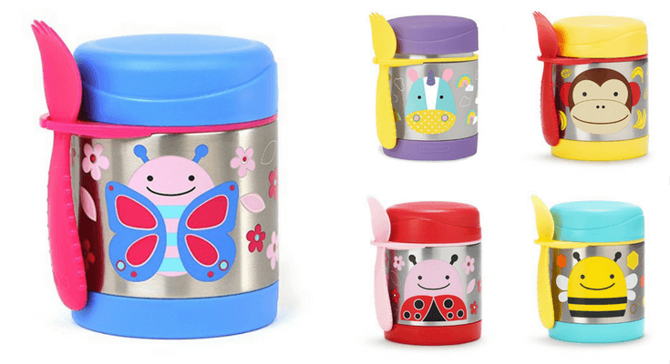 Skip Hop Thermos Preschool Toddler Back to School Supplies