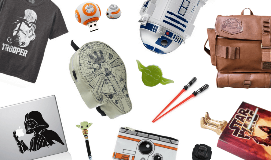 The Coolest Star Wars Back‐to‐School Supplies for Your Jedi‐in‐Training | Back‐to‐School Guide 2018