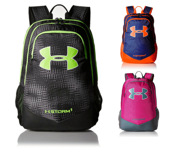 42edd1127847 Under Armour Storm Scrimmage Backpack - what moms love