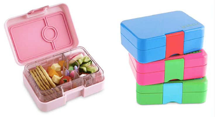 YumBox MiniSnack Preschool Toddler Back to School Supplies