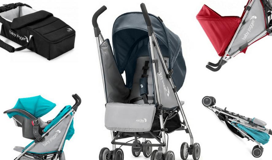 Best Umbrella Stroller - Baby Jogger Vue Light