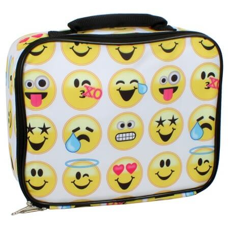emojination lunch box from Target - what moms love