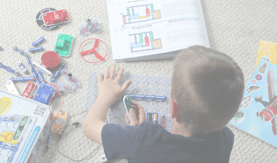 Best Kids' Toys for Quiet Time Play