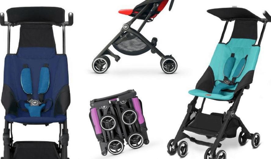 gb Pockit Umbrella Stroller