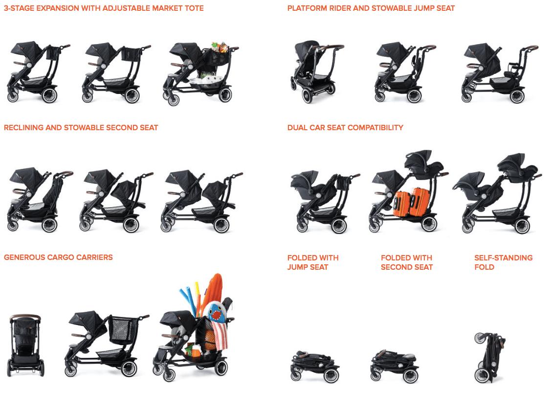 Austlen Entourage Stroller Review 30 Configurations What Moms Love