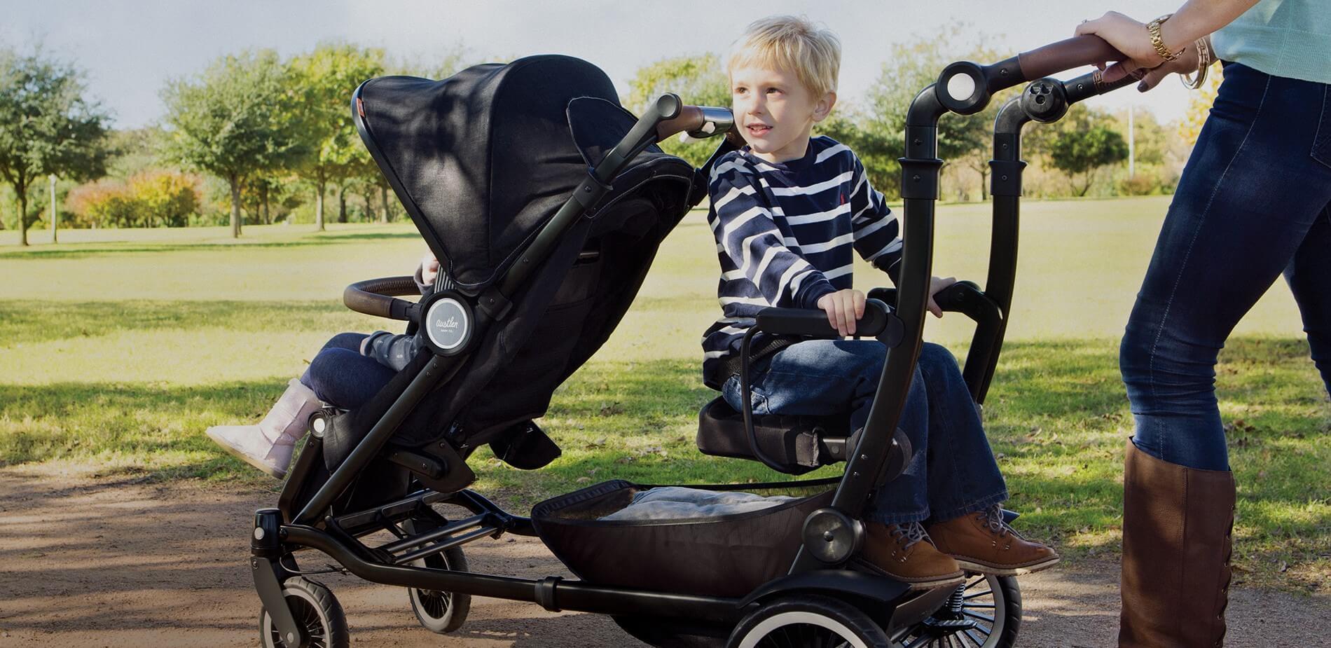 Austlen Entourage Stroller Review