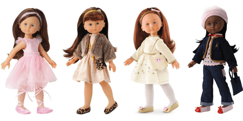 Gift Guide Best Toys for Doll Lovers - Corolle Les Cheries