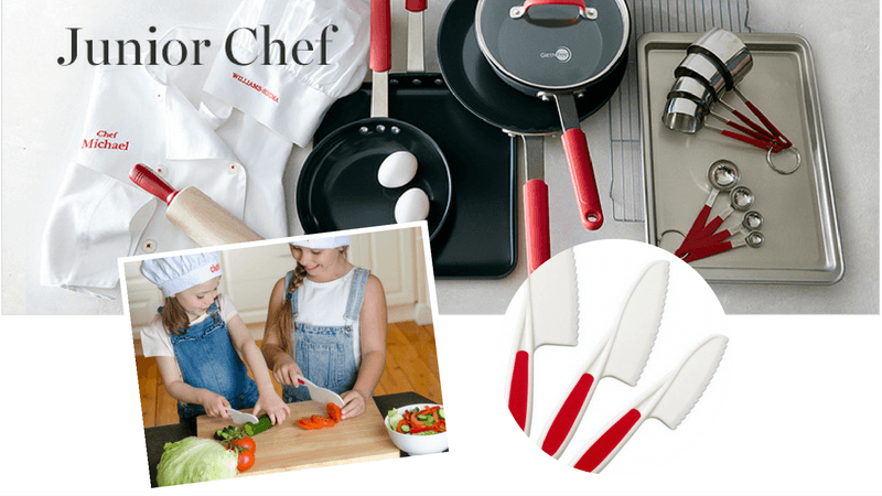 Best Non-Toy Gifts for Kids - Hobbies & Interests - Cooking Tools