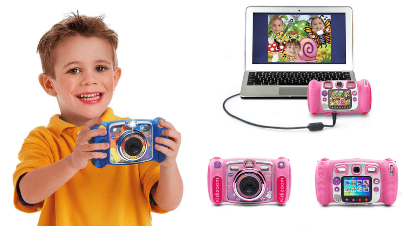 Best Non-Toy Gift Guide for Kids - Vtech Digital Camera