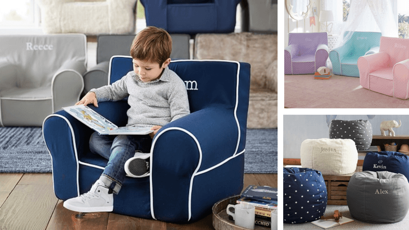 Superior Best Non Toy Gifts For Kids U2014 Pottery Barn Kid Sized Anywhere Chair