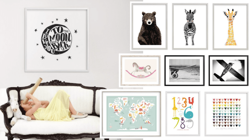 Best Non-Toy Gifts for Kids - Artwork