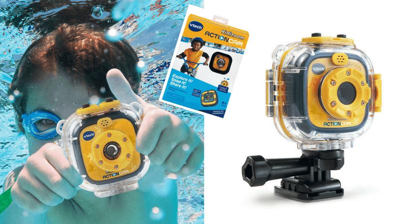 Best Non-Toy Gift Guide for Kids - Vtech Digital Camera