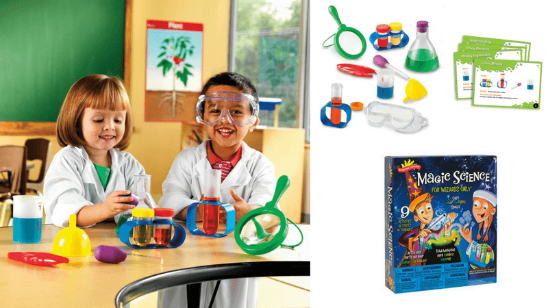 Best Non-Toy Gift Guide - Science Experiment Kit