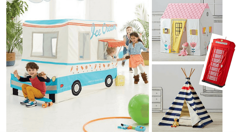 Best Non-Toy Gifts for Kids - Tee Pee or Playhouse