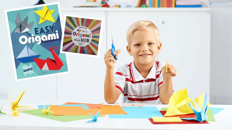 Best Non-Toy Gifts for Kids - Hobbies & Interests - Origami