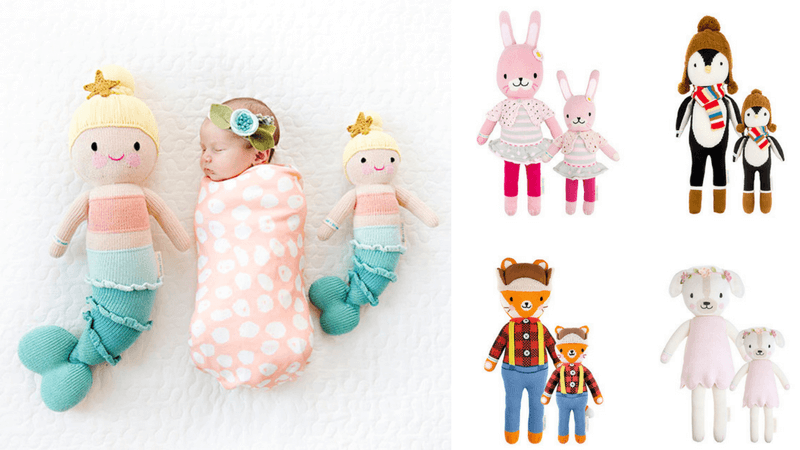 Gift Guide Best Toys for Doll Lovers - Manhattan Toy Stella