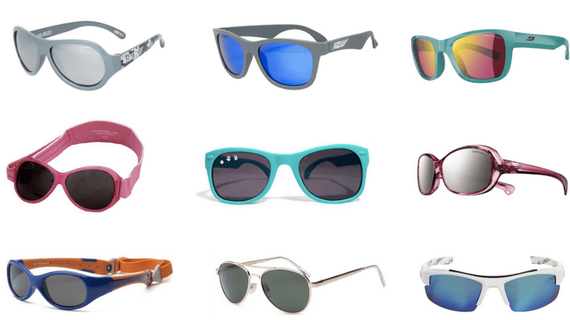 Best Non-Toy Gifts for Kids - sunglasses