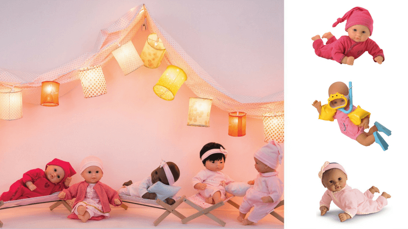 Gift Guide Best Toys for Doll Lovers - Corolle Mon Premier