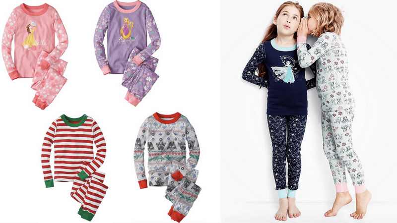 Best Non-Toy Gifts for Kids - pajamas