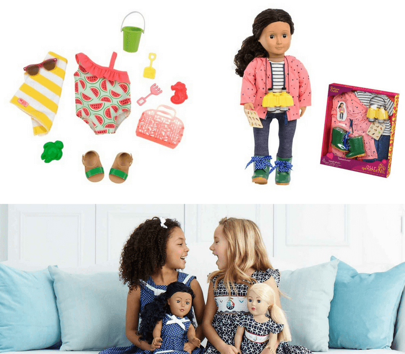 where to find American Girl doll clothes for cheap