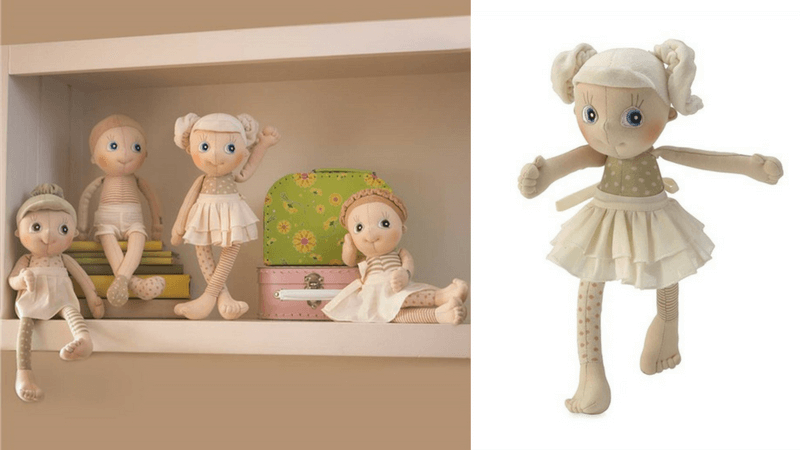 Gift Guide Best Toys for Doll Lovers - Rubens Barn EcoBuds