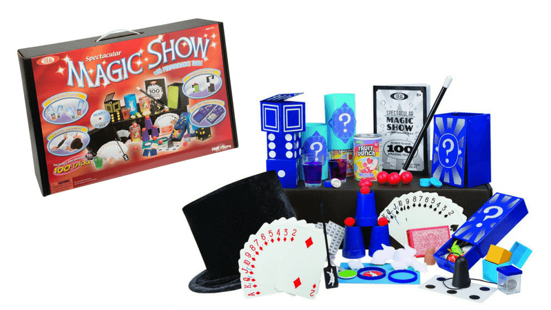 Best Non-Toy Gifts for Kids - Hobbies & Interests - Magic Set