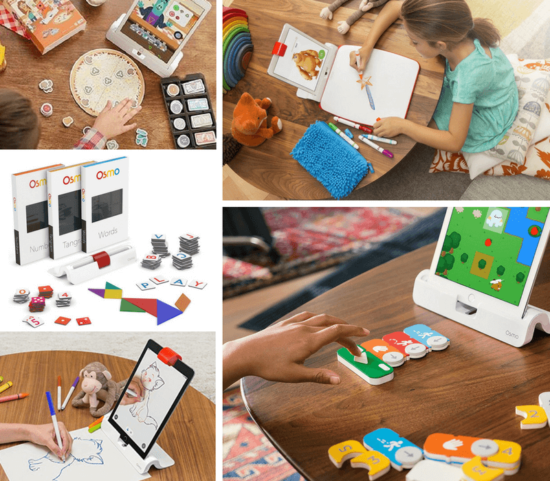 Best Tech Gifts for Kids | Non-Toy Gift Ideas for Kids - Osmo Game System