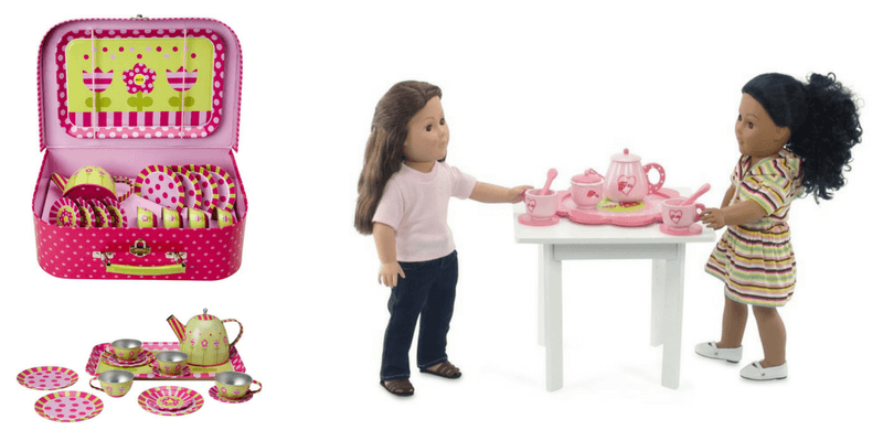 Gift Guide Best Toys for Doll Lovers - tea set