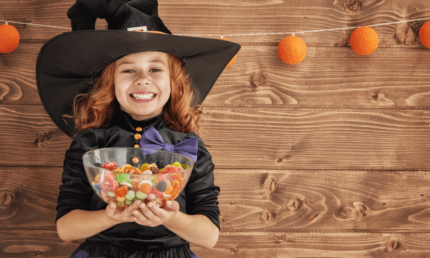 17 Scary Good Ideas For Leftover Halloween Candy