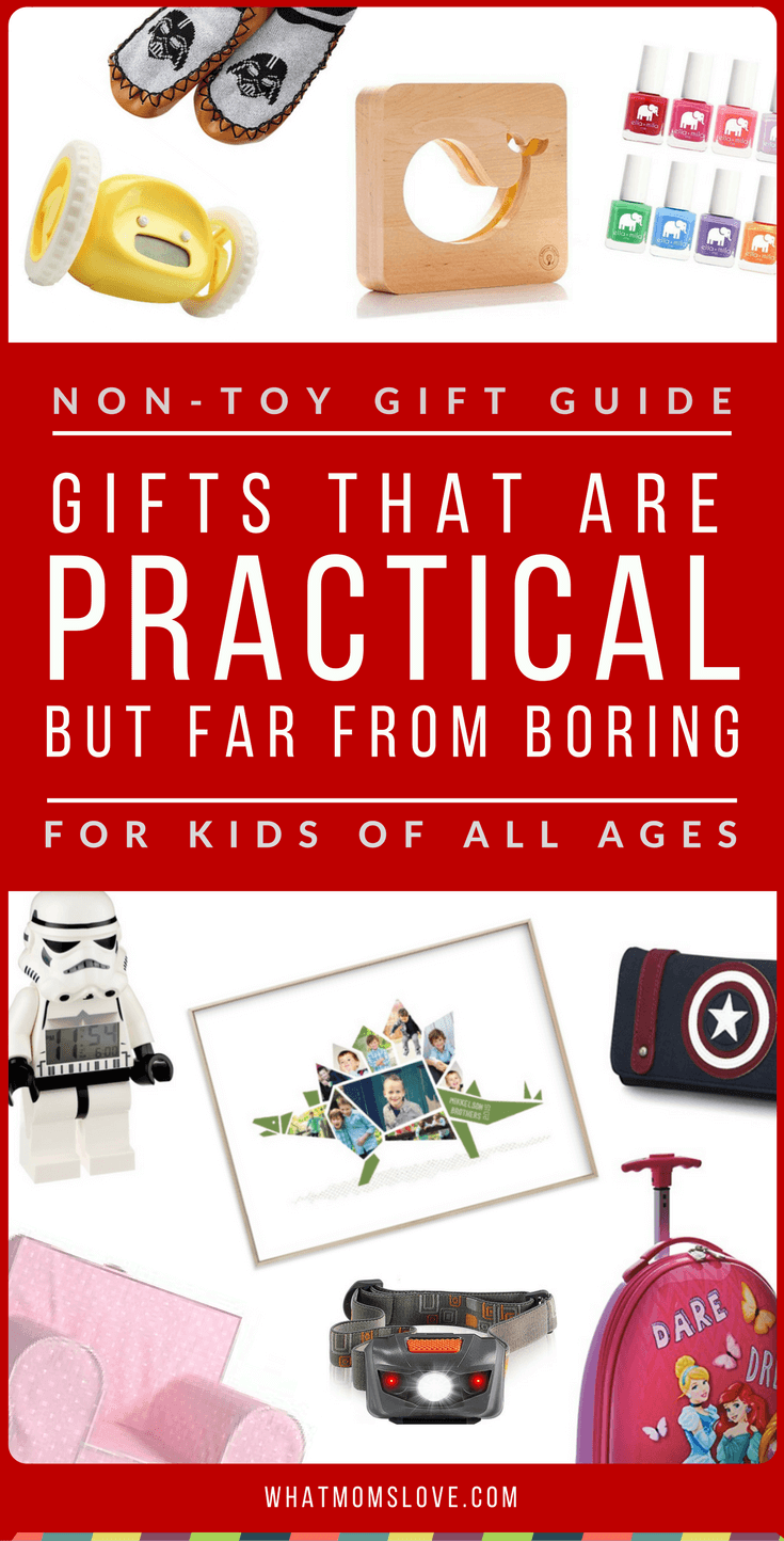 Best Non-Toy Gift Guide for Kids