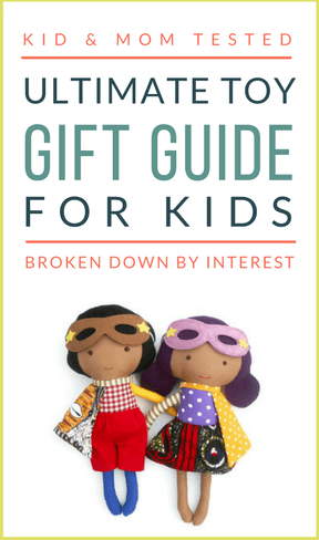 Best Toy Gift Guide For Kids