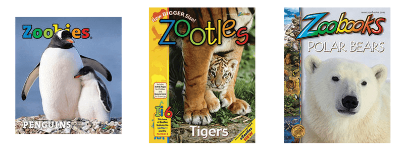 Best Magazine Subscriptions For Kids - Zoobooks
