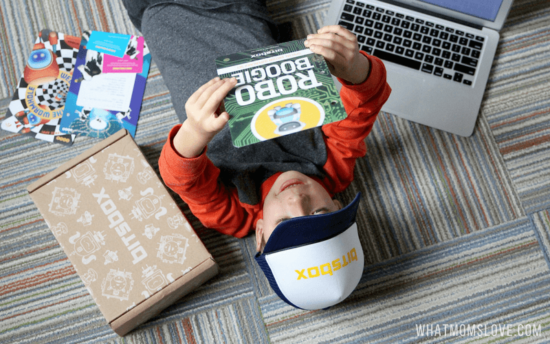 Best Subscription Boxes for Kids Bitsbox