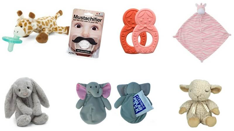 Best Stocking Stuffers for Babies and Toddlers   Small Gifts Ideas for 0-3 Year Olds